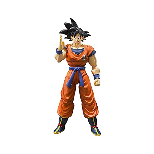 "Yuqianjin Son Goku (un Saiyan Criado en la Tierra) Dragon Ball Super Figura de acción Figura Modelo de Estatua Alto 6 """