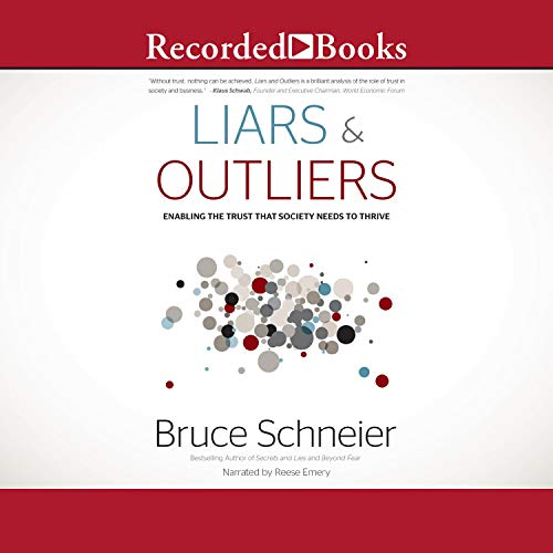 Liars and Outliers  By  cover art