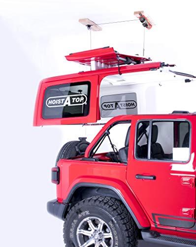 Hoist-A-Top Power for 4 Door JL Jeep...