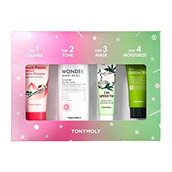 TONYMOLY 4 Steps For Glowing Skin Set