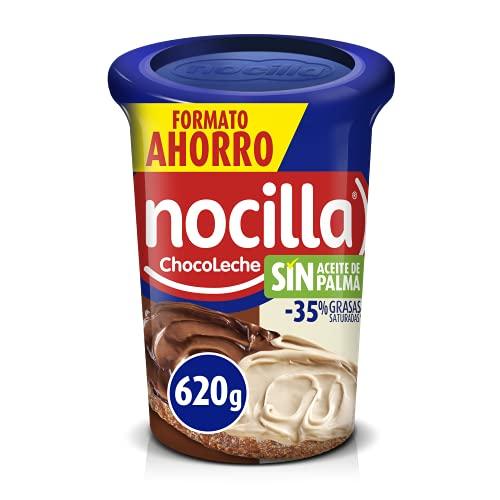 Nocilla Chocoleche-Sin Aceite de Palma:Crema de Cacao-620g