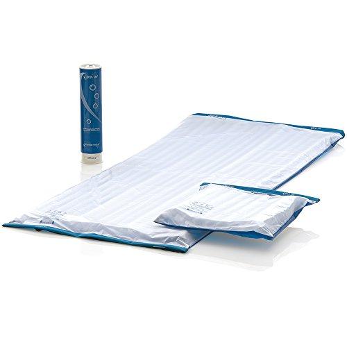 NRS Repose - Juego de colchón y cojín relleno de aire, cuidado de la presión (equivalente al alivio del IVA en el Reino Unido) 🔥