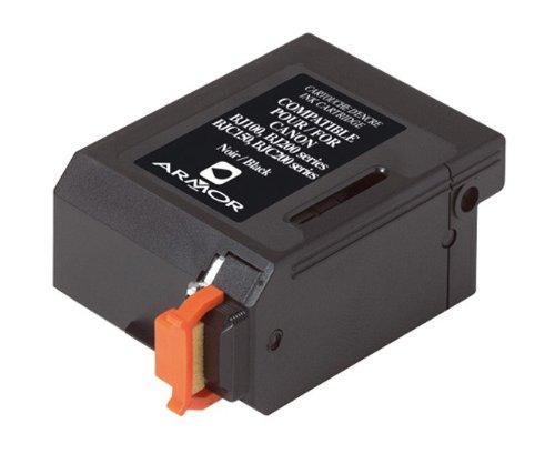 Für Canon FAX B 820 (Black) Patrone - Armor Druckerpatrone für B820, wiederaufbereitet, 25ml