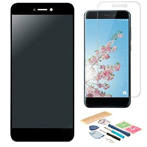 Pantalla LCD Táctil Asamblea Repuesto Compatible con Huawei P8 Lite Versión...