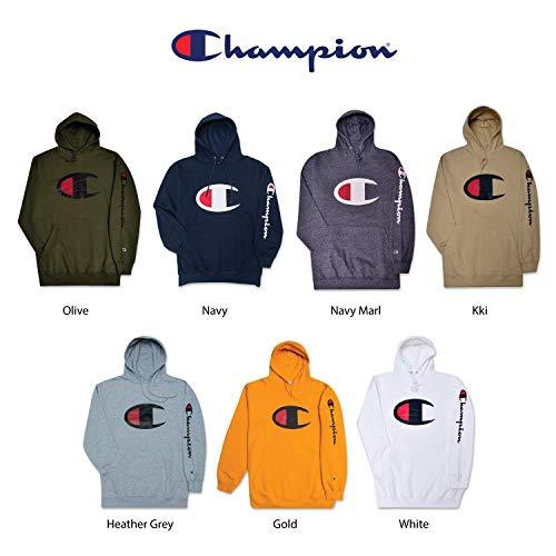 Champion-Hoodie-Men-Big-And-Tall-Hoodies-For-Men-Pullover-Champion-Sweatshirt