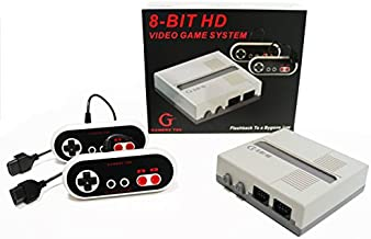 8-Bit HD Entertainment System - Compatible with NES Games - HDMI output