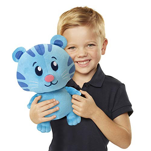 Daniel Tiger's Neighborhood Tigey Plush with Sound, 10.5 Inches Tall! [Amazon Exclusive]