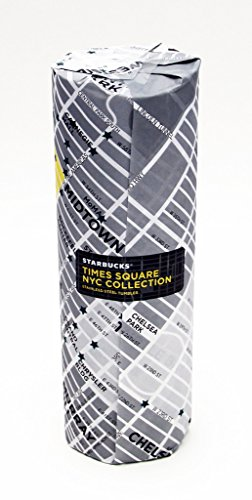 Starbucks Times Square NYC Collection, Stainless-Steel Tumbler