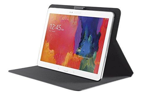 Trust Aeroo - Funda para Tablet de 10' (Cierre magnético, Base Adhesiva, función Soporte), Negro