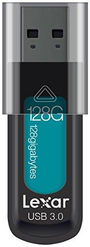 Lexar JumpDrive S57 128GB USB 3.0 Flash Drive LJDS57-128ABEU (Blaugrün)