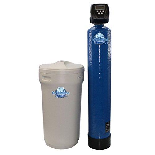 MEC 100 Einzelenthärtungsanlage - Wasserenthärtungsanlage - Entkalkungsanlage - Weichwasseranlage - Wasserenthärter mit separatem Salz,- Solebehälter