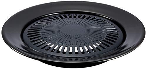 パール金属 ふっ素 樹脂加工 丸型 焼肉 グリル 30cm H-1904