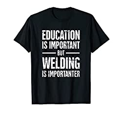 Welding humor - education is important