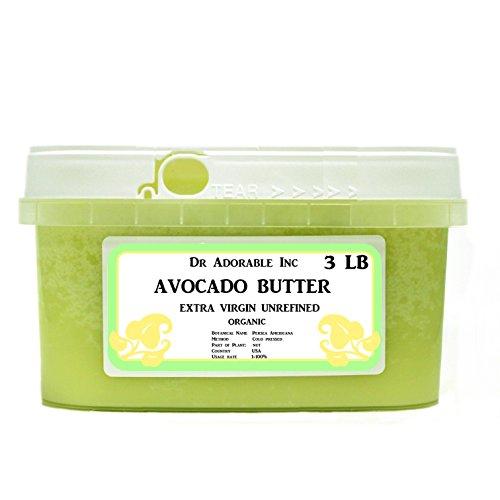 Extra Virgin Unrefined Avocado Butter