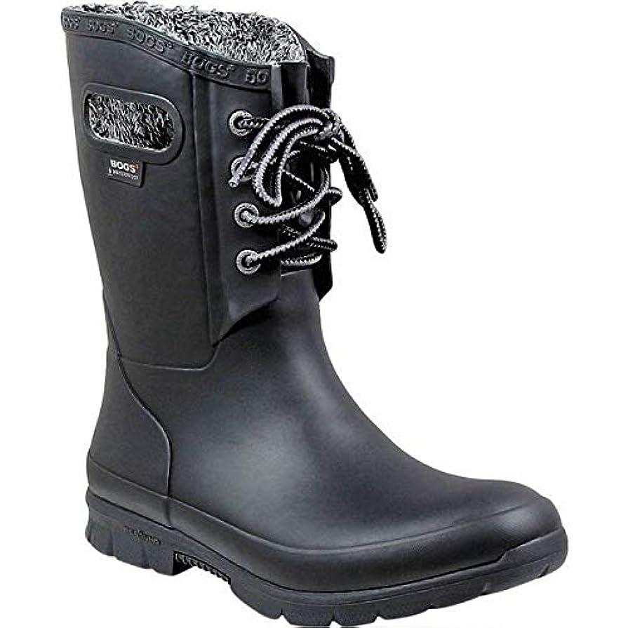 単位工業用究極の[ボグス] レディース ブーツ&レインブーツ Amanda Plush Boot [並行輸入品]