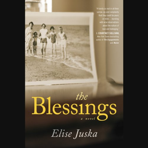 The Blessings audiobook cover art