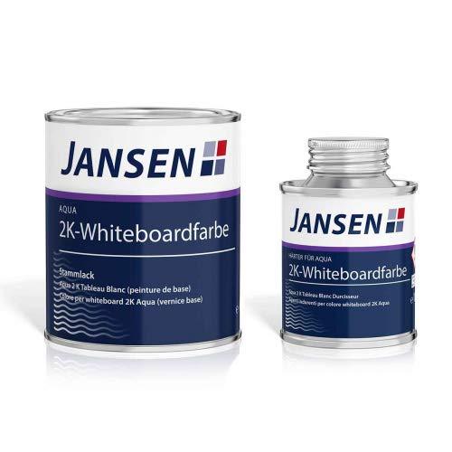 Jansen Aqua 2K Whiteboardfarbe
