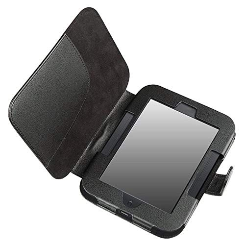 Leather Case for Barnes and Noble Nook Simple Touch with GlowLight
