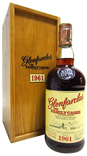 Glenfarclas - The Family Casks #4913-1961 45 year old Whisky