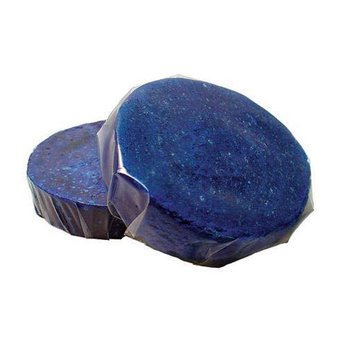 Fresh Enzymatic Urinal Block, Green Apple, Blue (Case of 144)