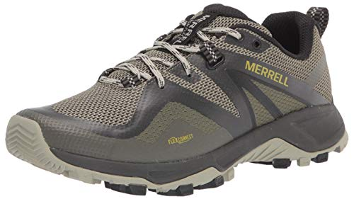 Merrell mens Mqm Flex 2 Hiking Shoe, Lichen, 9.5 US
