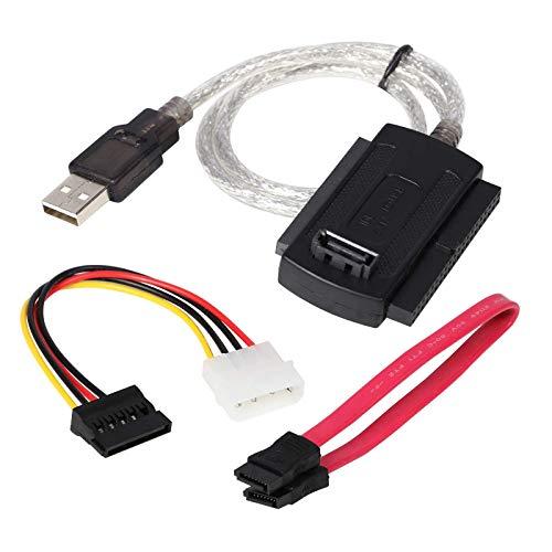 Digiflex Adattatore 2.5/3.5 SATA IDE - USB per unità Hard Disk PC