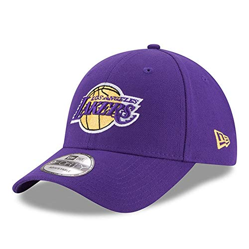 New Era 9Forty NBA The League - Gorra, Los Angeles Lakers, talla única