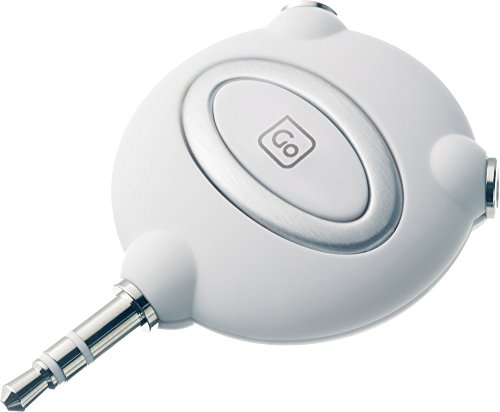Design-Go Adaptateur écouteurs double entrée