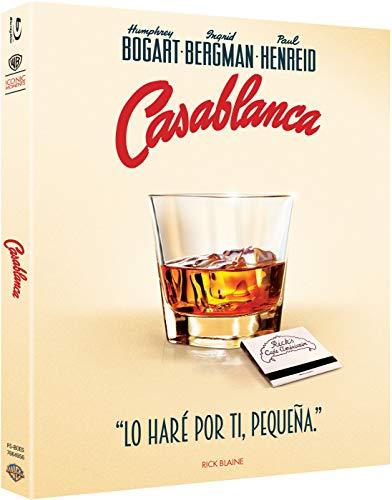 Casablanca Edición 60 Aniversario Blu-Ray- Iconic [Blu-ray]