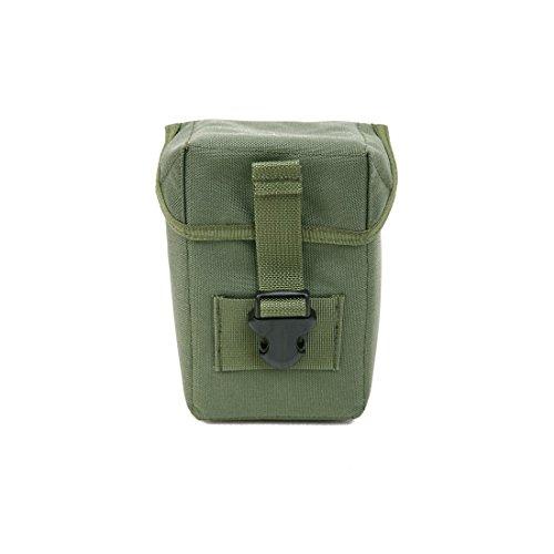 PANTAC - PH-C056-OD-A Molle GPS/ACOG Utility Pouch, Olive Drab
