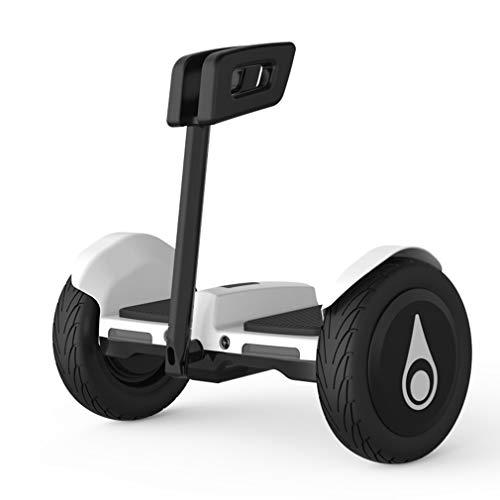 W-star 10 Pulgadas Hoverboard, Scooters De Aluminio Autonivelantes, Todoterreno Patín Eléctrico Inteligente...