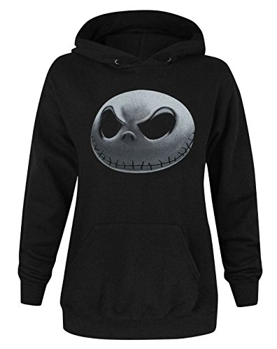 Disney The Nightmare Before Christmas Jack Skellington Women's Character Hoodie