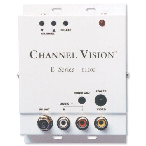 Channel Vision 1-Input Micro Modulator (E1200)
