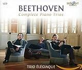 Beethoven - Intégrale Piano. Trio Élégiaque