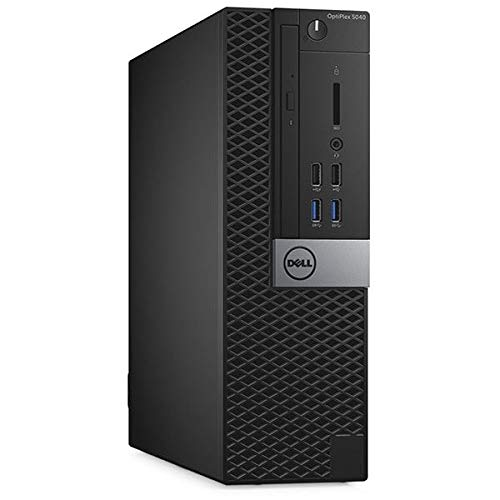 Dell Optiplex 5040 SFF, Intel Core i5-6500, 4GB RAM, 256GB SSD, EuroPC...