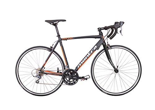 Montra Celtic 2.1 700X25c 16 Speed Super Premium Cycle(Semi Matte Black)