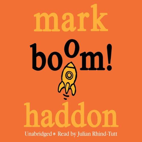 Boom! audiobook cover art