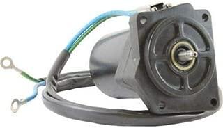 New Trim Motor for 75 90 F75 F90 Yamaha Outboard Motors 2005-2009 6D8-43880-00-00, 6D8-43880-01-00