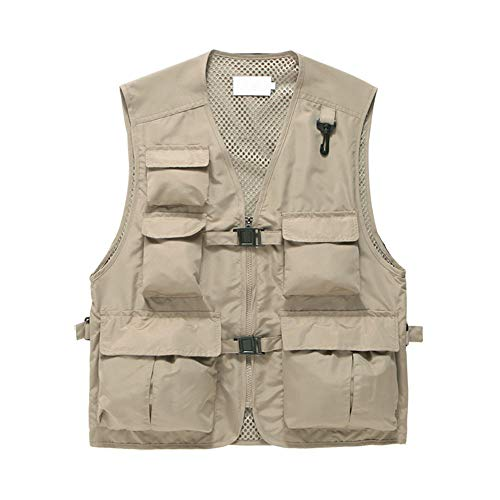 OCHENTA - Thin Fly Fishing Vest