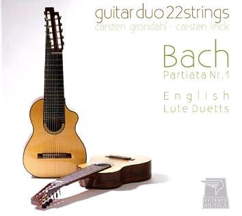 Guitar Duo 22 Strings