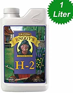 Advanced Nutrients Grandma Enggy's H-2 Fertilizer, 1-Liter