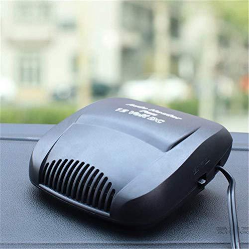 GFYWZZ Auto-Heizung Windschutzscheibe Heckscheibenheizung, beweglich 12V elektrische Automobil Enteisungsheizstreifen, Auto-Verstärker Heizung & Lüfter