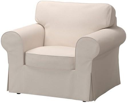 35% OFF EKTORP Chair cover 003.216.85 beige Fashionable Lofallet