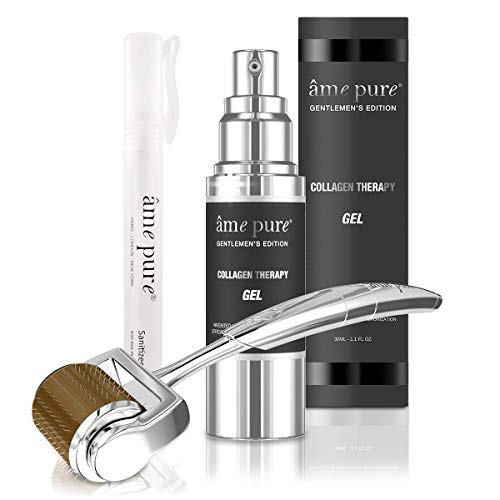 âme pure® Face Dermaroller Kit Basic for Men