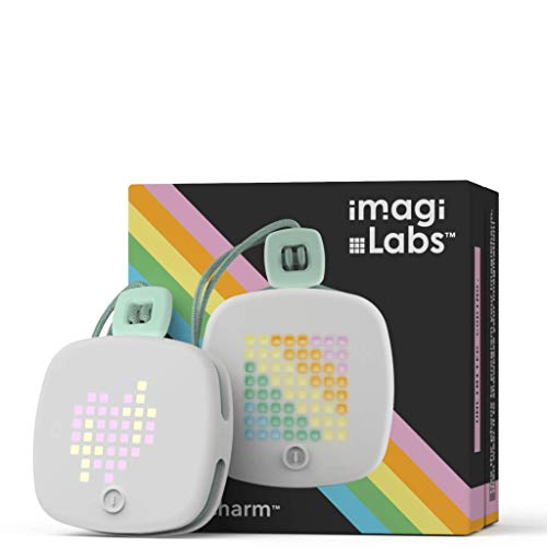 imagiLabs imagiCharm: Learn How to Code with a Smart Accessory That You can Program Straight from Your Phone Using The App!