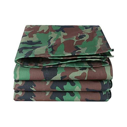 XUERUI Dekzeil Waterdicht Oxford Doek Canvas Camouflage Buitenhuizen, Tuin, Camping Gewicht: 420g/m2