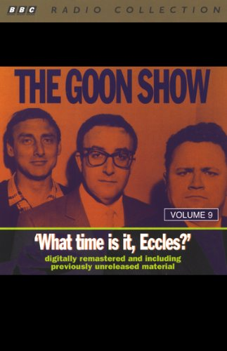 The Goon Show, Volume 9 audiobook cover art