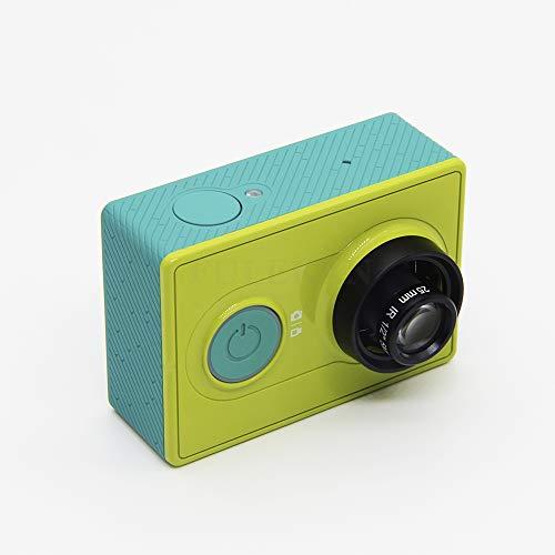 5MP Action Camera Lens 25mm FixedM12 1/2 Inch IR Filter for Gopro SJCAM YI EKEN Long Distance View