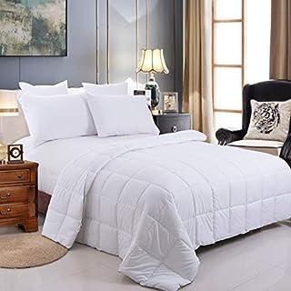 200 Fine Bedding Piumino Estivo Breathe da Una Piazza Traspirante e termoregolatore 155