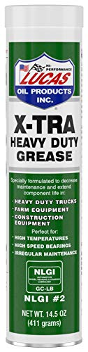 Lucas Oil 14.5 Ounce 10301 Heavy Duty Grease, 14.5 oz